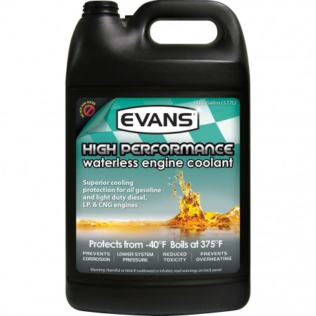 High Performance Coolant (NPG+C)  (Case) - 4x 3.78L/1USG
